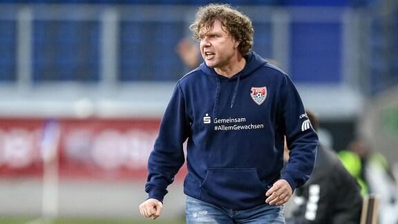 Stefan Krämer, Cheftrainer Uerdingen
