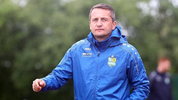 Thomas Sobotzik, Sportdirektor Chemnitzer FC