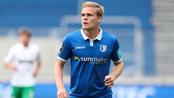 Thore Jacobsen, 1. FC Magdeburg