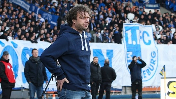 Trainer Stefan Krämer