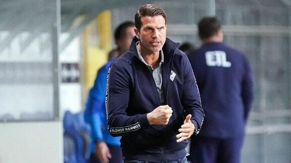 Patrick Glöckner Trainer