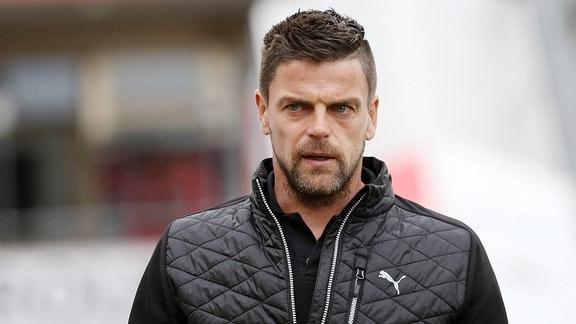 Trainer Torsten Ziegner (Hallescher FC)