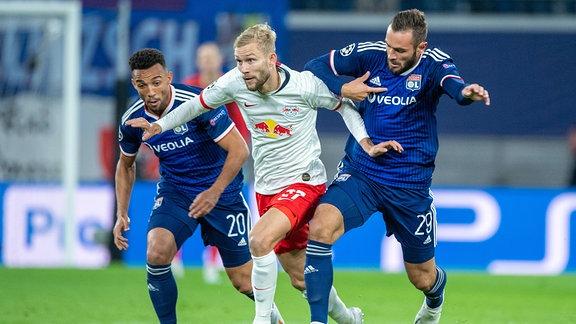 RB Leipzig - Olympique Lyon