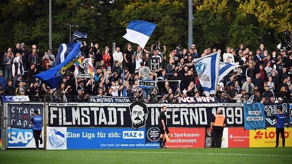 Fans von Babelsberg