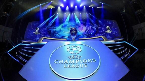 Champions League, Gruppen-Auslosung in Monaco Le Trophe