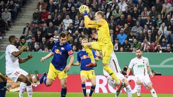Peter Gulacsi RB Leipzig