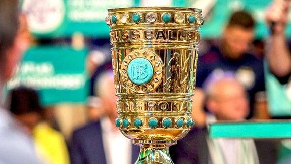 Der DFB-Pokal, Fussball