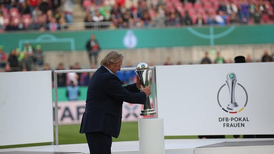 DFB Pokal der Frauen: RB Leipzig - 1. FFC Frankfurt | MDR.DE