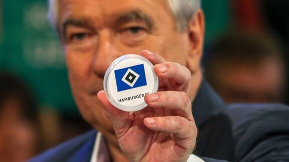 Loskugel Hamburger SV