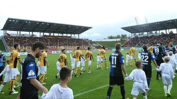 Dynamo Dresden DFB-Pokal Zwickau