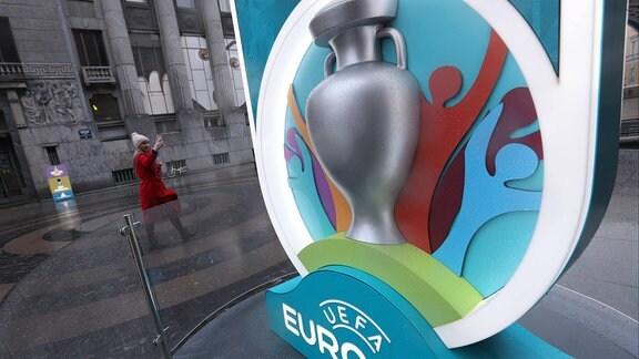 Logo der UEFA Euro 2020