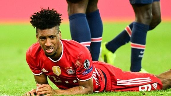 Kingsley Coman, FC Bayern München