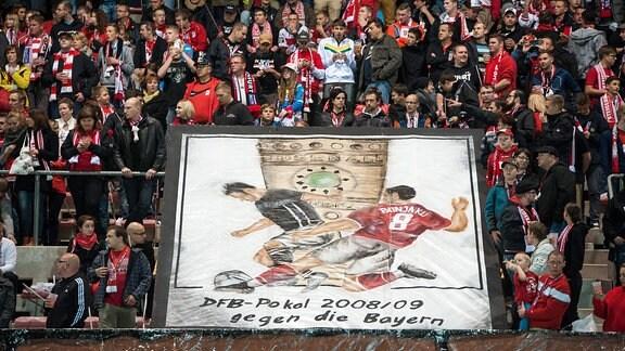 FC Rot-Weiß Erfurt - Bayern München