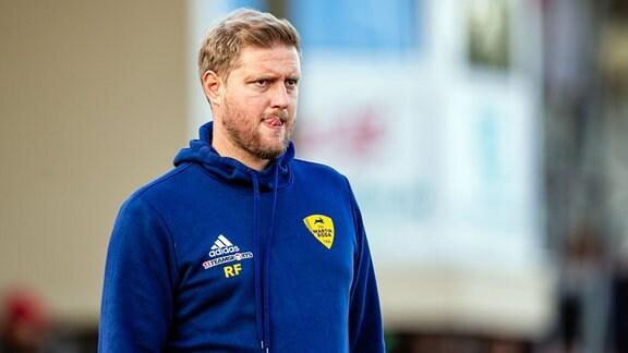Robert Fischer Trainer FSV Martinsroda