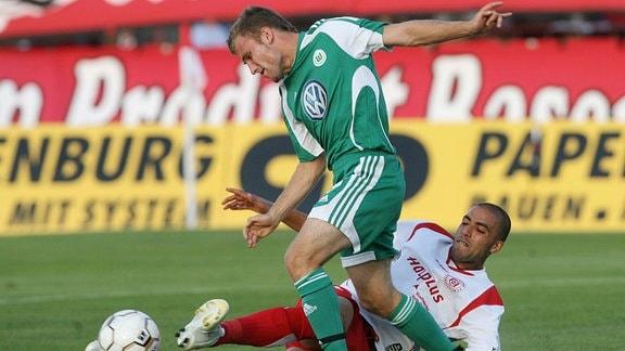 Hfc Gegen Wolfsburg