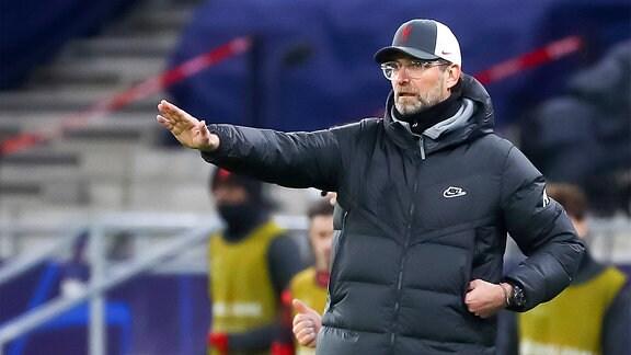 Trainer Jürgen Klopp, FC Liverpool