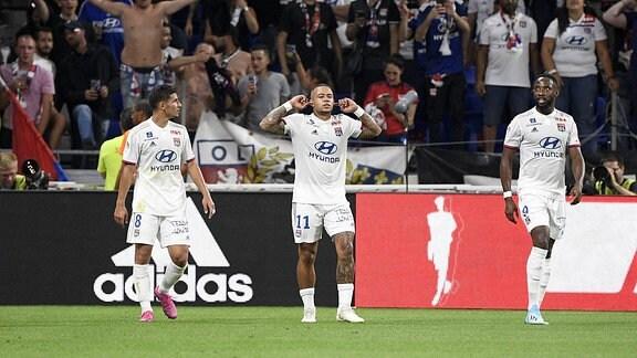 Spieler von Olympique Lyon