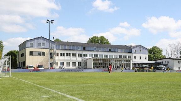 Ansicht Landessportschule Sachsen