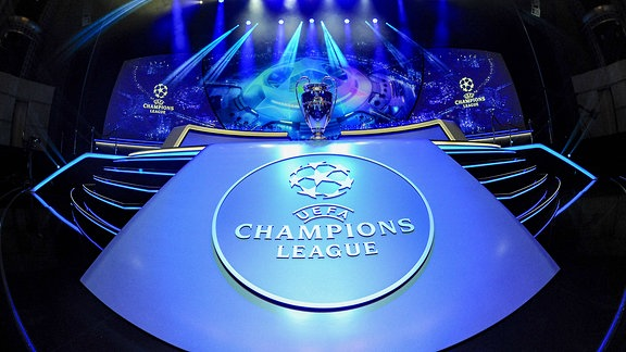 Champions League, Gruppen-Auslosung in Monaco