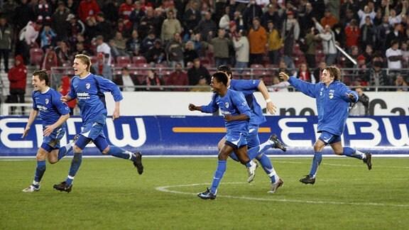 DFB-Pokal, Saison 2007/2008, Viertelfinale, VfB Stuttgart - FC Carl Zeiss Jena