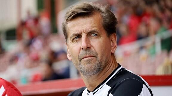 Cheftrainer Heiko Weber (Meuselwitz)