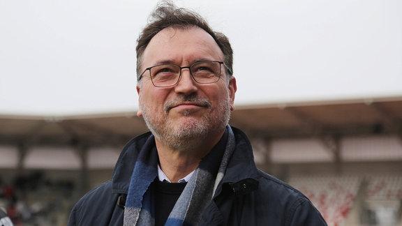 Volker Reinhardt (Insolvenzverwalter FC Rot-Weiß Erfurt)