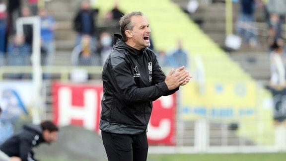 Trainer Almedin Civa, Lok Leipzig