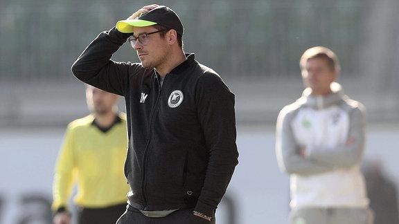 Cheftrainer Benedetto Muzzicato, BSV Schwarz-Weiss Rehden