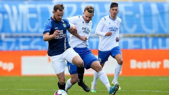 Tobias Müller und Maximilian Oesterhelweg