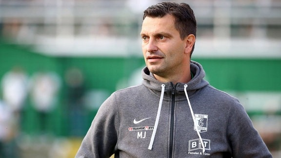 Miroslav Jagatic, Trainer  BSG Chemie Leipzig