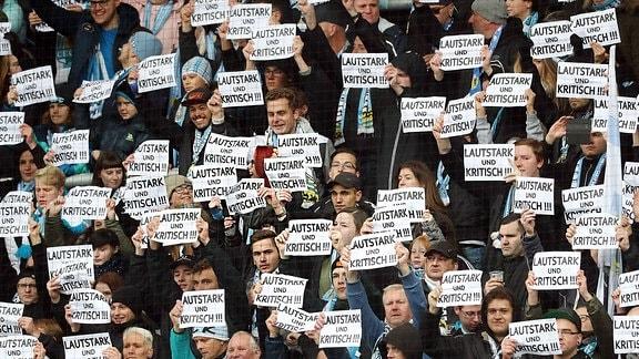 Chemnitz Fans