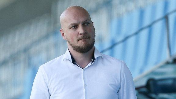 Sportdirektor Armin Causevic  Chemnitzer FC
