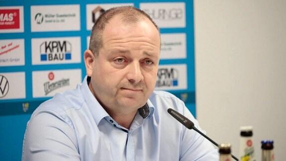 Aufsichtsratsvorsitzender Knut Müller