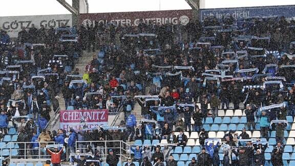 Chemnitzer Fans