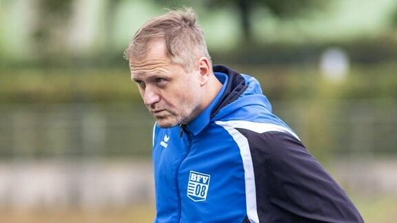 Erik Schmidt, Trainer Bischofswerdaer FV 08