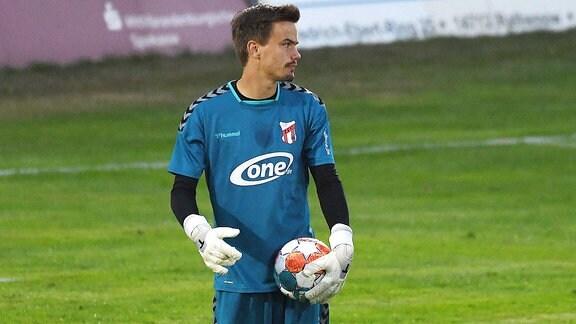 Fabian Guderitz, Torwart Meuselwitz