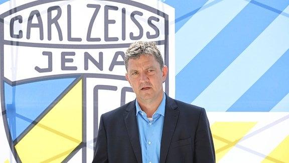 Geschäftsführer Chris Förster