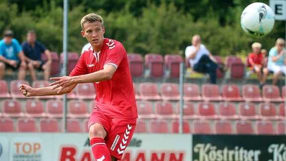 Felix Müller, ZFC Meuselwitz