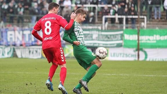 Daniel Heinze gegen Rene Weinert