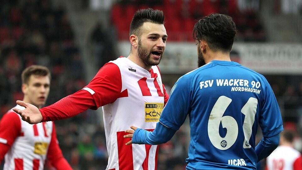 Nordhausen erwartet Erfurt zum heißen Derby | MDR.DE