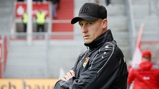 Cheftrainer Sven Körner Halberstadt
