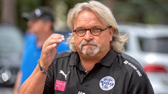 Heiko Scholz (Cheftrainer, Nordhausen)