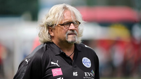 Heiko Scholz, Trainer Wacker Nordhausen