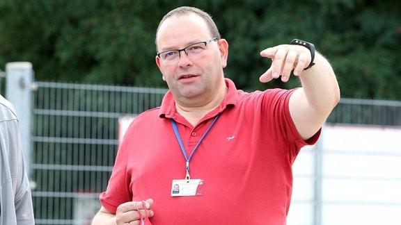 Hubert Wolf (Präsident ZFC Meuselwitz)