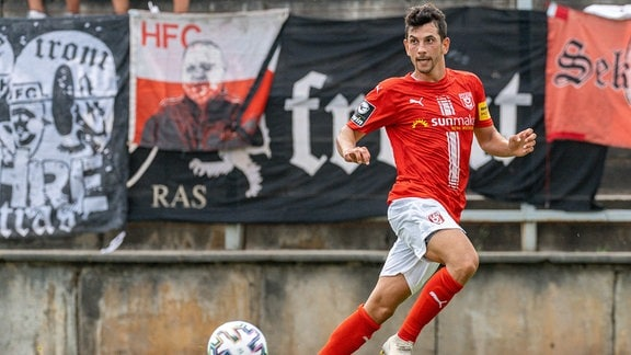 Julian Derstroff (Hallescher FC)