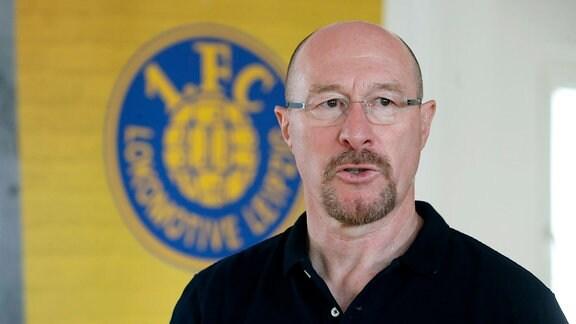 Wolfgang Wolf (Sportdirektor Lok Leipzig)