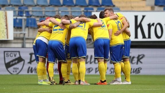 1. FC Lok, Mannschaft, Spielerkreis