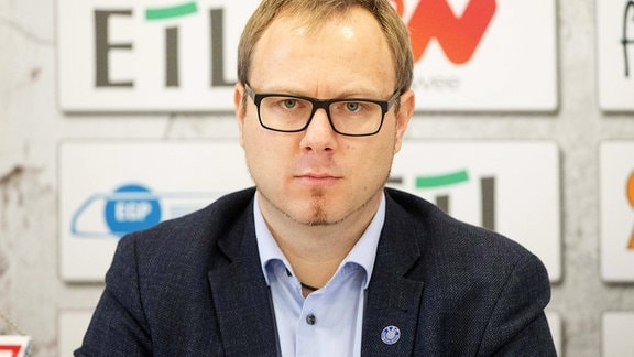 Geschäftsführer Martin Mieth Geschäftsführer Lok Leipzig