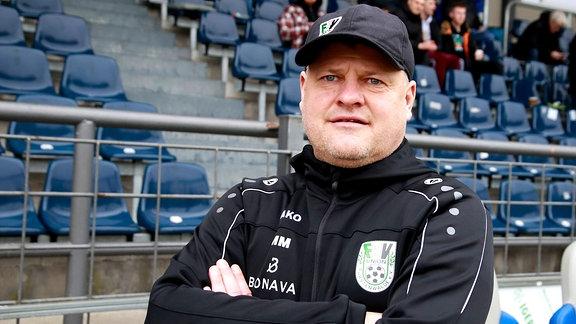 Matthias Maucksch, Trainer Union Fürstenwalde