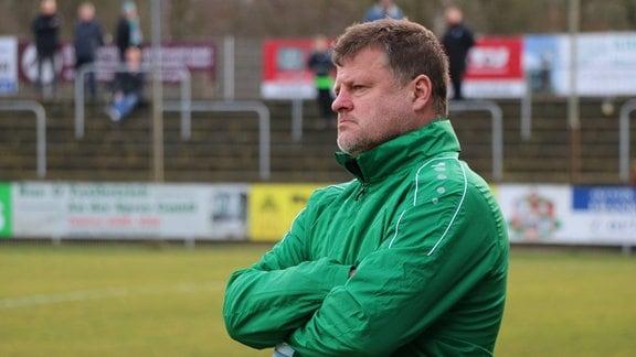 Matthias Maucksch (Trainer Union Fürstenwalde)